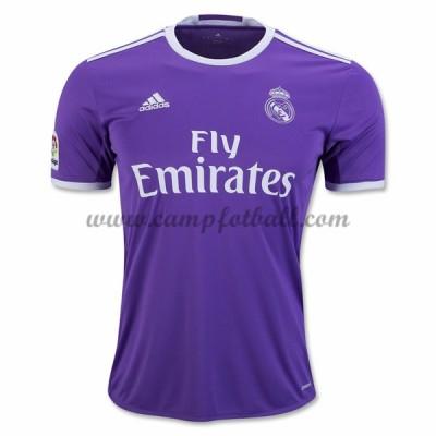 Real Madrid Fotballdrakter 2016-17 Bortedrakt
