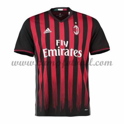 AC Milan Fotballdrakter 2016-17 Hjemmedrakt