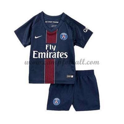 Fotballdrakter Barn Paris Saint Germain PSG 2016-17 Hjemme Draktsett