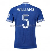 Everton Fotballdrakter 2018-19 Ashley Williams 5 Hjemmedrakt