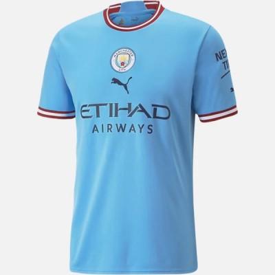 Manchester City Fotballdrakter 2018-19 Hjemmedrakt