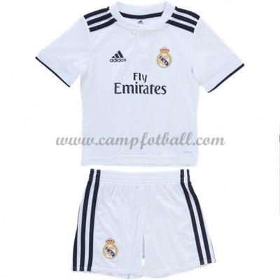 Fotballdrakter Barn Real Madrid 2018-19 Hjemme Draktsett