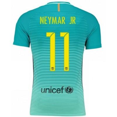 Barcelona Fotballdrakter 2016-17 Neymar Jr 11 Tredjedrakt