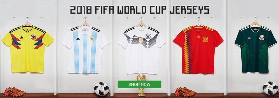 VM fotballdrakter 2018