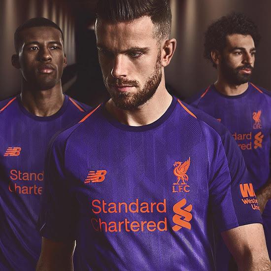 Maglia Home Liverpool 2019